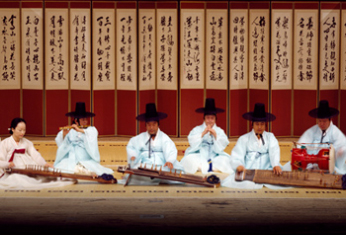 Korean Traditional Music