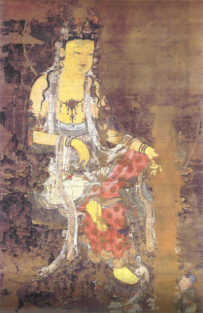 korean buddhist painting