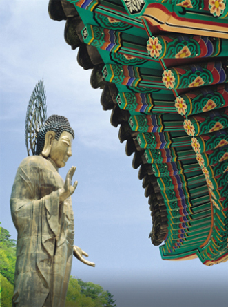 buddhist temples of korea