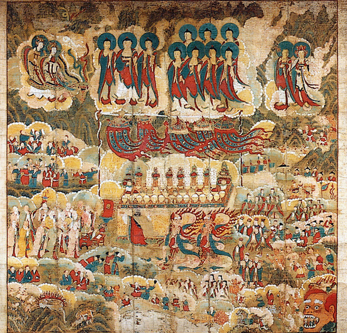 Buddhist Ritual Painting of Korea