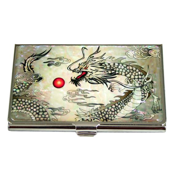 dragon card case